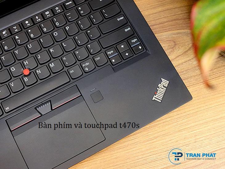 bàn phím thinkpad t470s