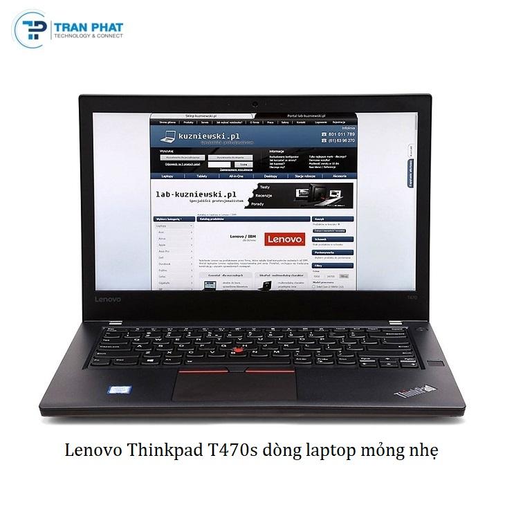 thinkpad t470s laptop trần phát