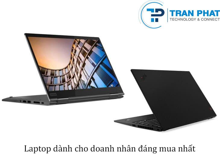 Mẫu laptop doanh nhân đáng mua nhất 2019