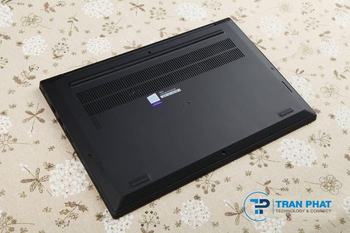 Hệ thống tản nhiệt của Lenovo Thinkpad x1 Extreme