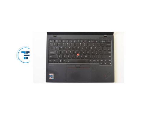 thinkpad x1 nano bàn phím và trackpad rộng