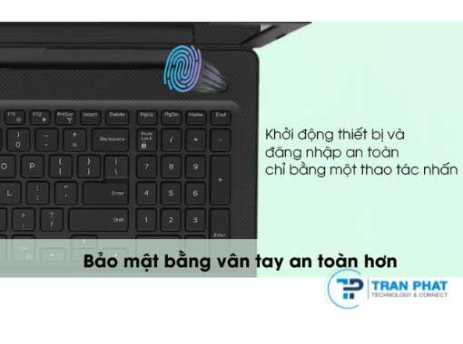 Dell vostro 3590 có tính bảo mật cao