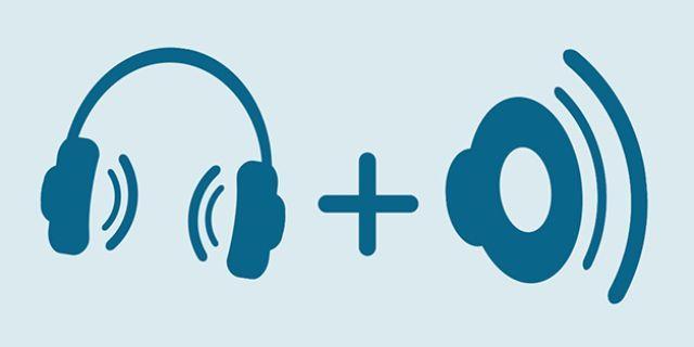 [Hướng dẫn] Cách dùng loa ngoài và tai nghe cùng lúc trên máy tính